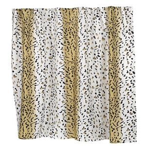 """Carnation Home Fashions """"Hailey"""" extra wide fabric shower curtain CAR-FSCXW-HAL"""