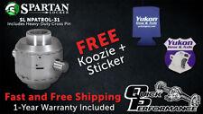 Spartan Locker fits Nissan Patrol - 31 Spline - SL NPATROL-31 - w/ Koozie - NEW
