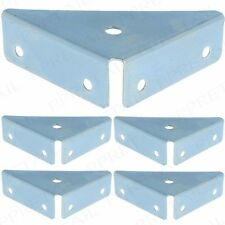 4x STEEL 65mm STEEL CORNER BRACKET Angle Replacement Fixing Support Joint Brace