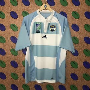 Argentina Rugby World Cup 2007 Shirt (M)