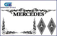 1 Set ( 5 Stück ) MERCEDES - ACTROS - Fahrerhaus Aufkleber - Sticker - Decal !/!