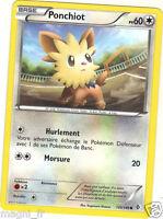 Pokémon n° 120/149 - PONCHIOT - PV60  (A4244)