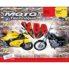 REVUE MOTO TECHNIQUE SUZUKI RF 600 R de 1993 à 1996 - RMT 100 / 9782726891100