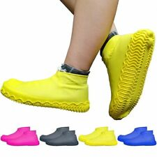 Shoe Cover Silicone Waterproof Durable Outdoor Hiking Rain Protection Skid-Proof