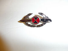 b3126  Korean War US Army 7th Infantry Division Order of the Bayo  badge R8D