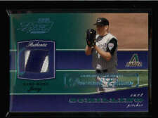 CURT SCHILLING 2002 PIECE OF THE GAME PERSONAL EDITION GAME PATCH #3/4 AX3530