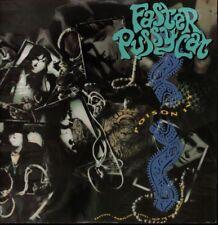 """Más rápido Pussycat (12"""" Vinilo) Poison Ivy-Wea-ekr 103T-UK-1989-en muy buena condición/Ex"""