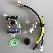 Carburetor & Spark Plug TANAKA TBC-2510 TBC 2510 GRASS TRIMMER REP # 4554728090