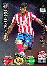 Sergio Agüero Champion PANINI Champions League 2009/2010 09 10 Update