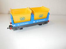 Playmobil traincar Train Wagon 4125 for 4010 5258