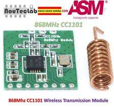 CC1101 Wireless Module Long Distance Transmission Antenna 868MHz