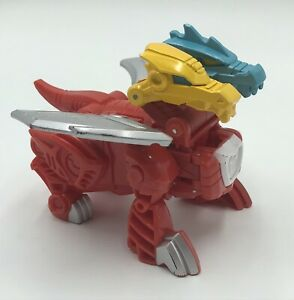 Playskool Heroes Transformers Rescue Bots Heatwave the Fire-Bot, Robot to Dragon