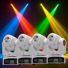 4PCS 60W RGBW LED Stage Light Moving Head Lights Disco DJ Party Stage Lighting