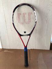 "Wilson Ncode N5 Oversize Tennis Racquet 4 1/2"" grip"
