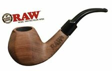 Raw Natural Uncoated Wooded Pipe