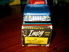 IMPY LONE STAR FORD ZODIAC MK3 ESTATE VG BOXED 1:66 SEE PICTURES FOR CONDITIONS