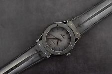 Hublot Classic Fusion Limited Edition Berluti All Black Ceramic Automatic Watch
