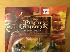 PIRATES OF THE CARIBBEAN AT WORLDS END BLACK PEARL, CAPTAIN JACK & CREW, DISNEY