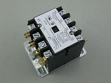 Hvacstar SA-4P-40A-24V Definite Purpose Contactor 4Poles 40FLA 24V AC Coil