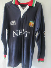 Leicester Tigers 1990 Fútbol Rugby Camiseta Pequeño / 10061