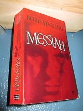 Messiah by Boris Starling paperback novel book 0451409000