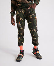 Superdry Mens Icon Parachute Cargo Pants