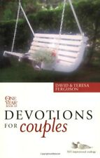 The One Year Devotions for Couples: 365 Inspiratio