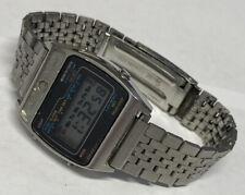 Vintage Men's Seiko Watch Quartz  A159-4019 New Battery