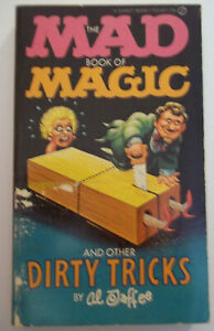The Mad Book of Magic & Other Dirty Tricks - 1970