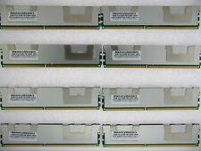 64GB (8x8GB) DDR2 FB Fully Buffered PC2-5300F 667 Memory Dell PowerEdge 2950
