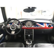Cockpit Verkleidung  UNION JACK rot weiss blau für MINI ONE COOPER R50 R53 R52