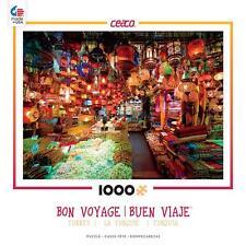 CEACO BON VOYAGE JIGSAW PUZZLE TURKEY 1000 PCS 3368-9