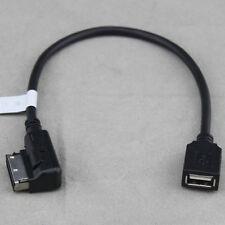 adaptateur audio USB Câble du lecteur Flash pour Mercedes Benz AMI connecteur