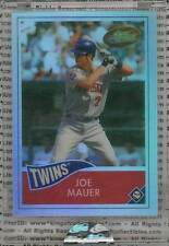 JOE MAUER 2006 eTopps #21 Minnesota Twins IN HAND /676