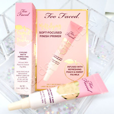 AUTHENTIC ✅ Too Faced PRIMED & PEACHY Cooling MATTIFYING Primer 5ml BOXED