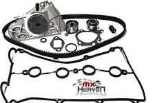 Mazda MX5 MK1 1.6 Timing Belt Kit, Water Pump, Cam Cover Gasket & O'Ring (4 pce)