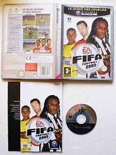 FIFA 2003 sur Nintendo GAMECUBE GAME CUBE
