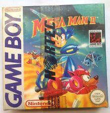 MEGA MAN II (Game Boy) BRAND NEW Sealed