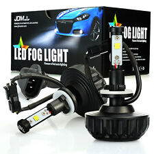 JDM ASTAR 1G 4400LM 881 898 CREE  White LED Fog Light DRL Bulb Bright 6000K Lamp