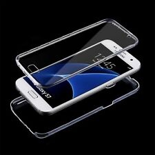 Clear TPU Front & Back 360° Full Body protection Case For Samsung Galaxy Note 8