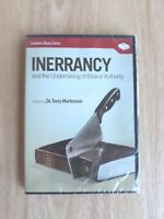 Inerrancy: And The Undermining of Biblical Authority Mortenson  DVD NEW SEALED