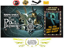 Sam & Max: Devil's Playhouse PC & Mac Digital STEAM KEY - Region Free