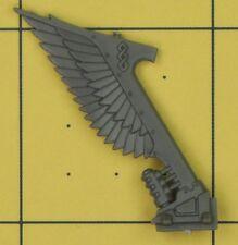 Warhammer 40K Space Marines Dark Angels Ravenwing Command Bike Attachment (D)