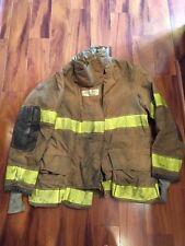 Firefighter Turnout Bunkercoat Globe Size 49x35 Halloween Costume