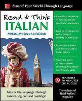 Read & Think Italian, Paperback by Think Italian Magazine (EDT), Brand New, F...