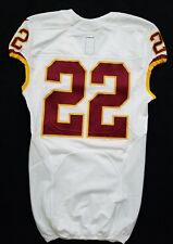 #22 No Name of Washington Redskins Nike Game Issued Jersey