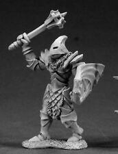 Reaper Miniatures Dark Heaven Legends 03346 Dhaval, White Dragon Knight