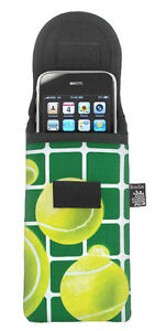 TENNIS PHONE Glasses Case COVER fits Iphone, Nokia, LG  PHONE ACCESSORIES GIFTS