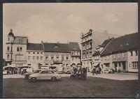 45865) AK Senftenberg Platz der Freundschaft 1964