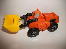 Transformers G1 Takara Hasbro Original Figure Targetmaster Scoop